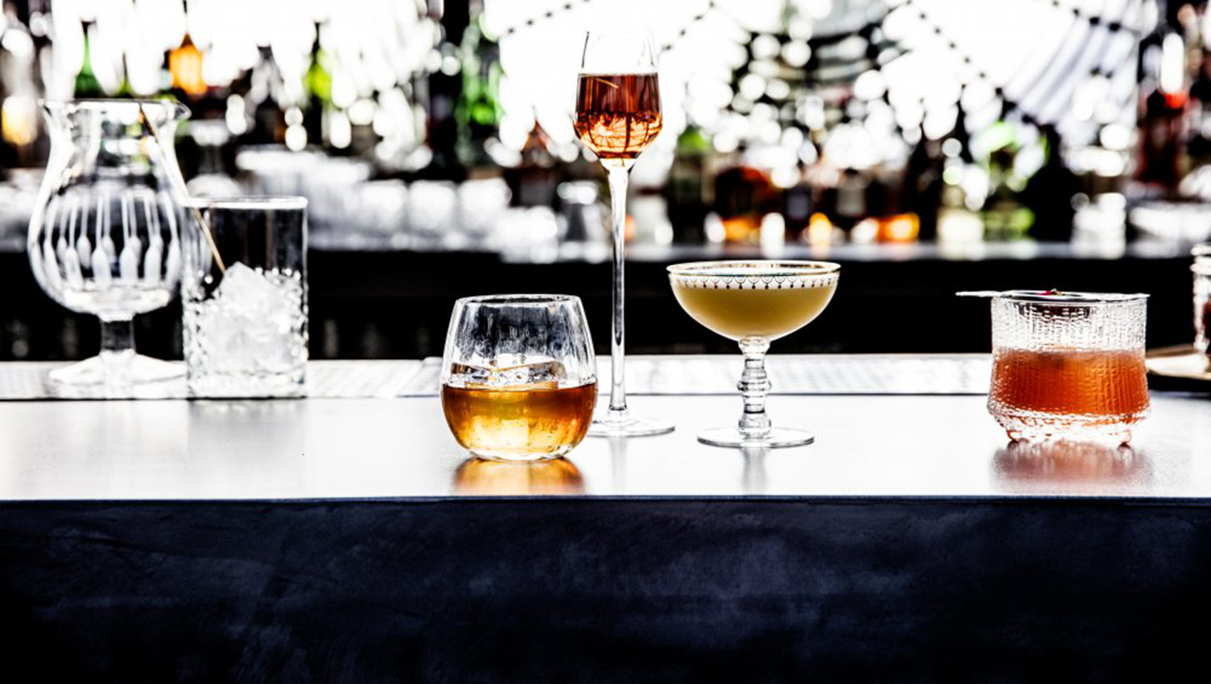 Dirty Habit DC cocktails