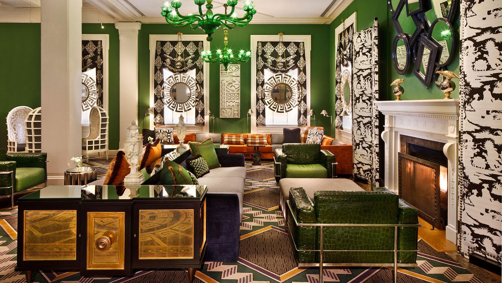Washington Dc Hotels >> Washington Dc Hotels Kimpton Hotel Monaco Dc