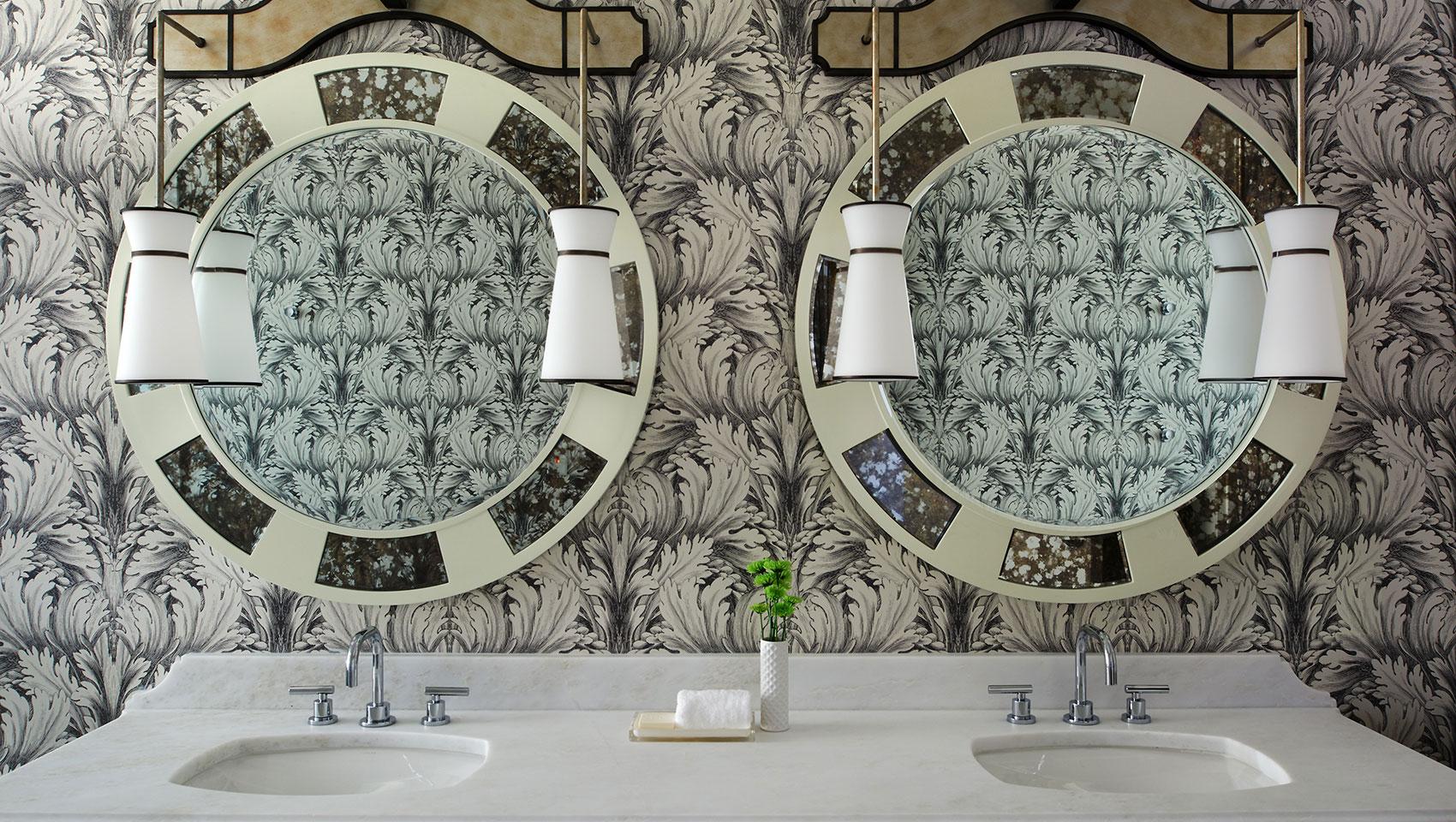 spa bath double sink. Hotel Suites in Washington DC   Kimpton Hotel Monaco DC