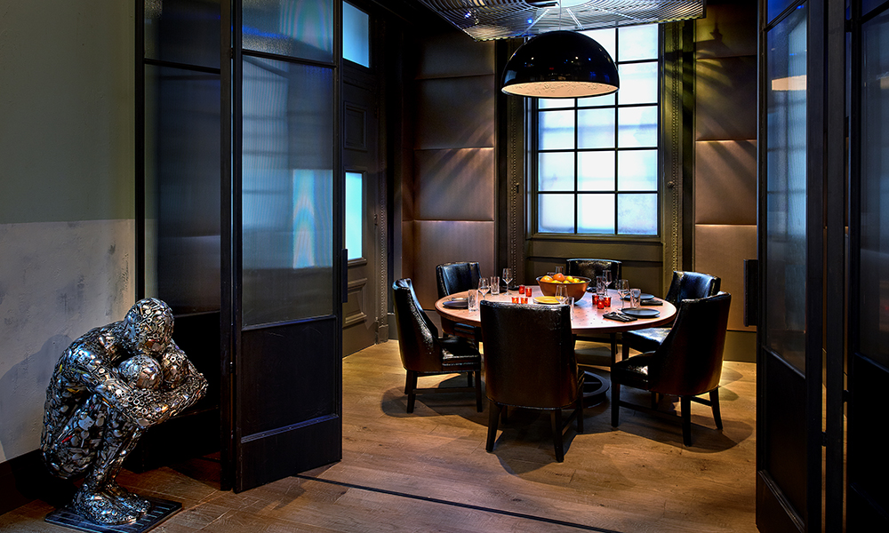 Eston private dining room